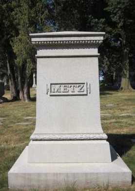 METZ, FAMILY - Douglas County, Nebraska | FAMILY METZ - Nebraska Gravestone Photos