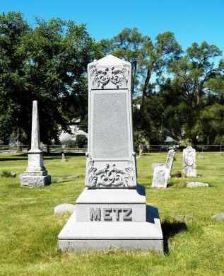 METZ, FREDERICK - Douglas County, Nebraska   FREDERICK METZ - Nebraska Gravestone Photos