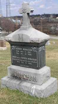 MONAGHAN, PATRICK - Douglas County, Nebraska | PATRICK MONAGHAN - Nebraska Gravestone Photos
