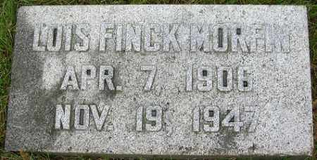 FINCK MORFIN, LOIS - Douglas County, Nebraska | LOIS FINCK MORFIN - Nebraska Gravestone Photos