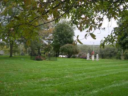 *MORMAN PIONEER CEMETERY, VIEW OF - Douglas County, Nebraska   VIEW OF *MORMAN PIONEER CEMETERY - Nebraska Gravestone Photos