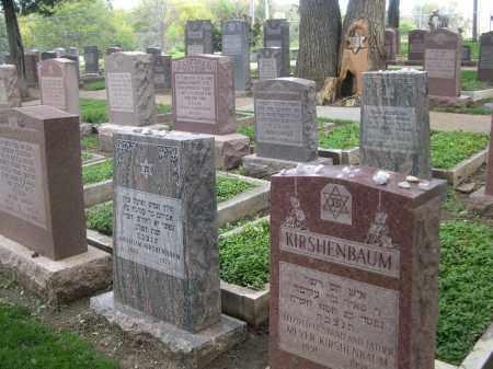 KIRSHENBAUM, ABRAHAM - Douglas County, Nebraska | ABRAHAM KIRSHENBAUM - Nebraska Gravestone Photos