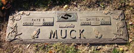 MUCK, FAYE E. - Douglas County, Nebraska | FAYE E. MUCK - Nebraska Gravestone Photos