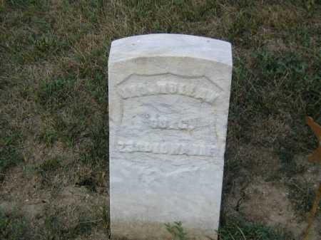 MULLAN, JOHN - Douglas County, Nebraska | JOHN MULLAN - Nebraska Gravestone Photos