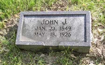 MULLER, JOHN J. - Douglas County, Nebraska | JOHN J. MULLER - Nebraska Gravestone Photos