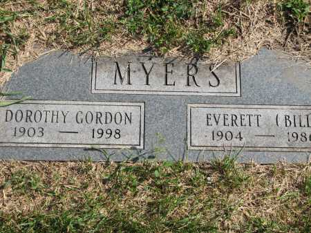 "MYERS, EVERETT ""BILL"" - Douglas County, Nebraska 