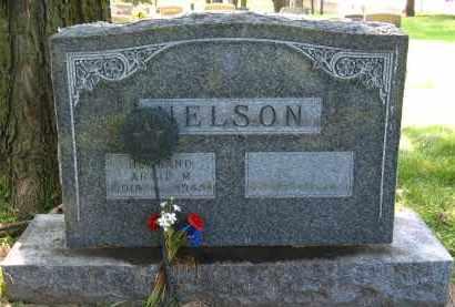 NELSON, ARVID - Douglas County, Nebraska | ARVID NELSON - Nebraska Gravestone Photos