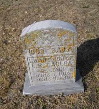 NELSON, BABY BOY - Douglas County, Nebraska | BABY BOY NELSON - Nebraska Gravestone Photos