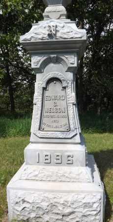 NELSON, EDWARD C. - Douglas County, Nebraska | EDWARD C. NELSON - Nebraska Gravestone Photos