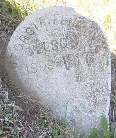 NELSON, GEORGIA - Douglas County, Nebraska | GEORGIA NELSON - Nebraska Gravestone Photos