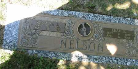 NELSON, KENNETH EMIL - Douglas County, Nebraska | KENNETH EMIL NELSON - Nebraska Gravestone Photos
