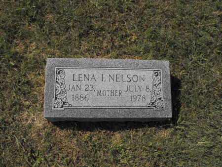 NELSON, LENA - Douglas County, Nebraska | LENA NELSON - Nebraska Gravestone Photos