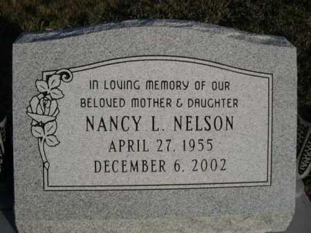 NELSON, NANCY L. - Douglas County, Nebraska   NANCY L. NELSON - Nebraska Gravestone Photos