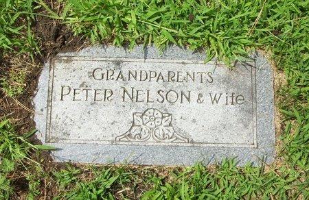 NELSON, PETER - Douglas County, Nebraska | PETER NELSON - Nebraska Gravestone Photos