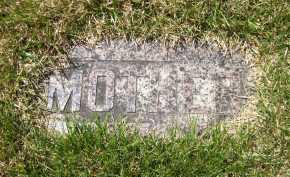 NESTROJIL, MARY - Douglas County, Nebraska   MARY NESTROJIL - Nebraska Gravestone Photos