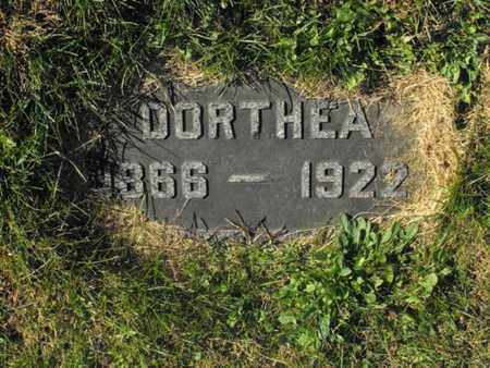 NEUHAUS, DORTHEA - Douglas County, Nebraska   DORTHEA NEUHAUS - Nebraska Gravestone Photos