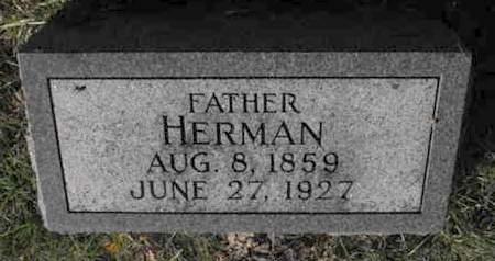 NEUHAUS, HERMAN - Douglas County, Nebraska | HERMAN NEUHAUS - Nebraska Gravestone Photos