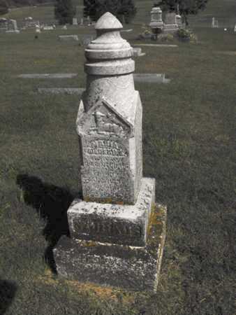 NEUHAUS, MARIA - Douglas County, Nebraska   MARIA NEUHAUS - Nebraska Gravestone Photos