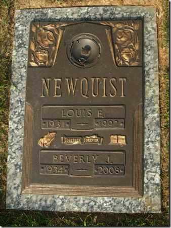 NEWQUIST, BEVERLY J - Douglas County, Nebraska | BEVERLY J NEWQUIST - Nebraska Gravestone Photos