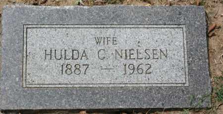 NIELSEN, HULDA G - Douglas County, Nebraska   HULDA G NIELSEN - Nebraska Gravestone Photos