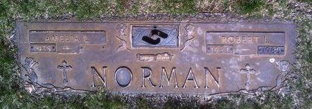 NORMAN, ROBERT L. - Douglas County, Nebraska | ROBERT L. NORMAN - Nebraska Gravestone Photos