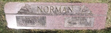 NORMAN, THERESA - Douglas County, Nebraska | THERESA NORMAN - Nebraska Gravestone Photos