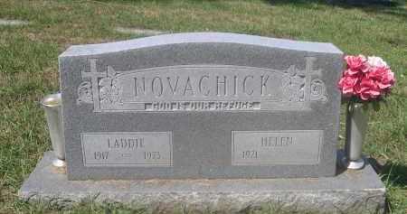 NOVACHICK, HELEN - Douglas County, Nebraska   HELEN NOVACHICK - Nebraska Gravestone Photos