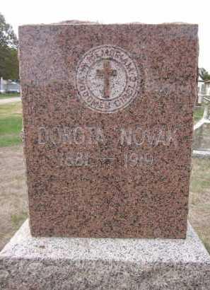 NOVAK, DOROTA - Douglas County, Nebraska | DOROTA NOVAK - Nebraska Gravestone Photos