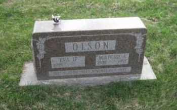 OLSON, MILFORD - Douglas County, Nebraska | MILFORD OLSON - Nebraska Gravestone Photos