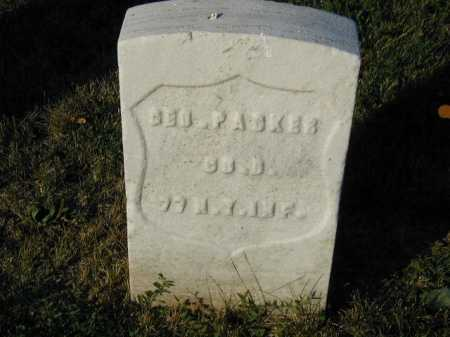 PACKER, GEORGE - Douglas County, Nebraska | GEORGE PACKER - Nebraska Gravestone Photos