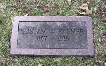 PALMER, GUSTAV W. - Douglas County, Nebraska | GUSTAV W. PALMER - Nebraska Gravestone Photos