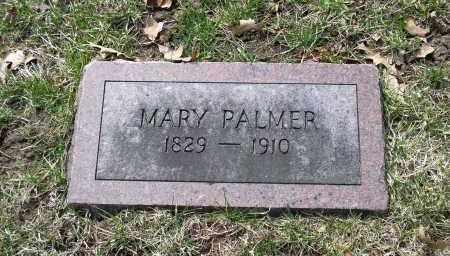 PALMER, MARY - Douglas County, Nebraska | MARY PALMER - Nebraska Gravestone Photos