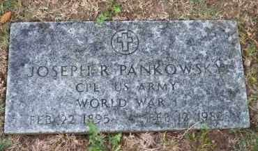 PANKOWSKY, JOSEPH R. - Douglas County, Nebraska | JOSEPH R. PANKOWSKY - Nebraska Gravestone Photos