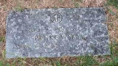 PANKOWSKY, RUTH - Douglas County, Nebraska | RUTH PANKOWSKY - Nebraska Gravestone Photos