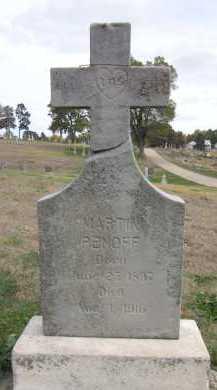 PENOFF, MARTIN - Douglas County, Nebraska | MARTIN PENOFF - Nebraska Gravestone Photos