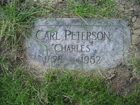 PETERSON, CARL - Douglas County, Nebraska | CARL PETERSON - Nebraska Gravestone Photos