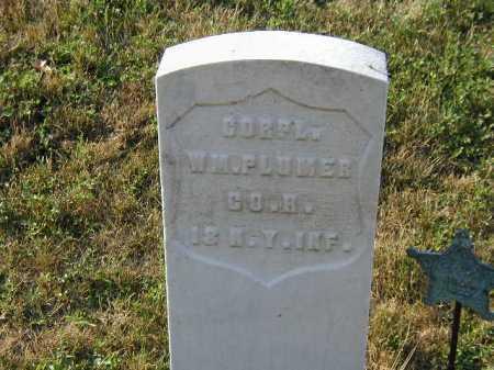 PLUMER, WM. - Douglas County, Nebraska   WM. PLUMER - Nebraska Gravestone Photos
