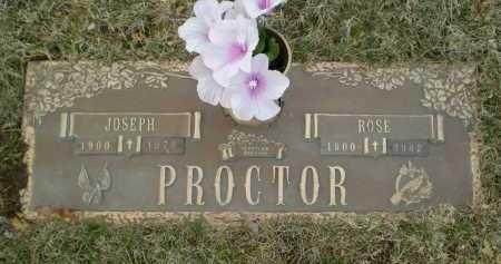 PROCTOR, ROSE - Douglas County, Nebraska | ROSE PROCTOR - Nebraska Gravestone Photos