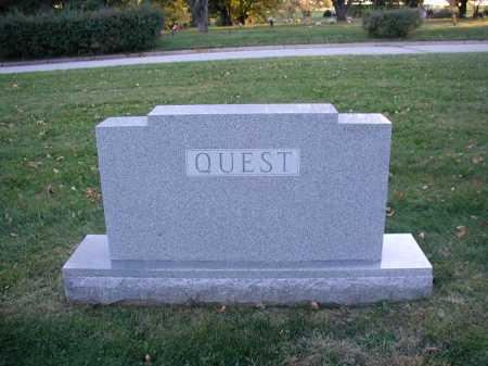 QUEST, FAMILY - Douglas County, Nebraska | FAMILY QUEST - Nebraska Gravestone Photos