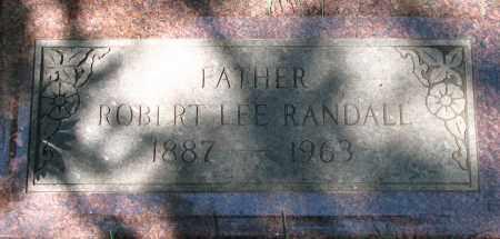 RANDALL, ROBERT - Douglas County, Nebraska | ROBERT RANDALL - Nebraska Gravestone Photos