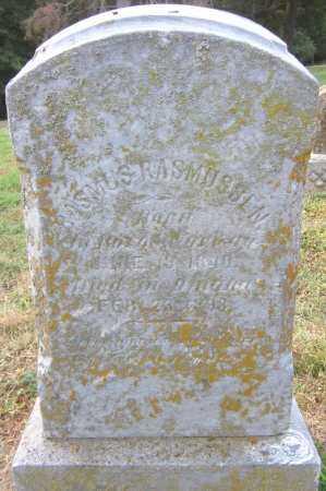 RASMUSSEN, RASMUS - Douglas County, Nebraska   RASMUS RASMUSSEN - Nebraska Gravestone Photos