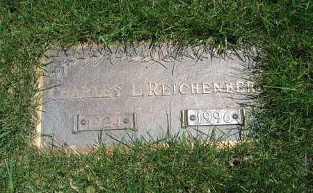 REICHENBERG, CHARLES LEROY - Douglas County, Nebraska | CHARLES LEROY REICHENBERG - Nebraska Gravestone Photos