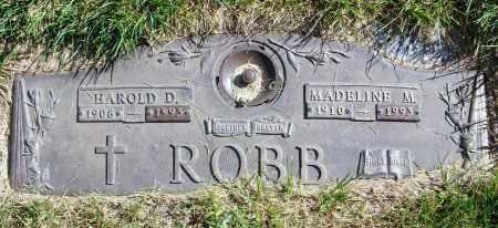 KISH ROBB, MADELINE M - Douglas County, Nebraska | MADELINE M KISH ROBB - Nebraska Gravestone Photos