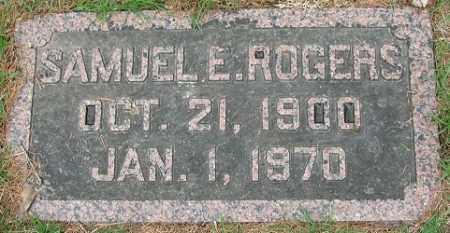 ROGERS, SAMUEL E., II - Douglas County, Nebraska | SAMUEL E., II ROGERS - Nebraska Gravestone Photos