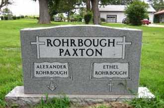 PAXTON, FAMILY - Douglas County, Nebraska | FAMILY PAXTON - Nebraska Gravestone Photos