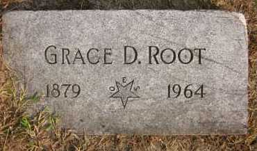ROOT, GRACE D. - Douglas County, Nebraska | GRACE D. ROOT - Nebraska Gravestone Photos