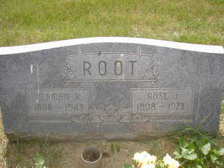 ROOT, HERMAN R - Douglas County, Nebraska | HERMAN R ROOT - Nebraska Gravestone Photos