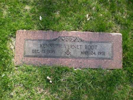 ROOT, KENNETH VERNET - Douglas County, Nebraska | KENNETH VERNET ROOT - Nebraska Gravestone Photos