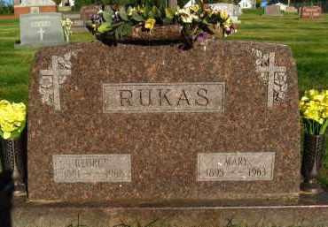 RUKAS, GEORGE - Douglas County, Nebraska   GEORGE RUKAS - Nebraska Gravestone Photos