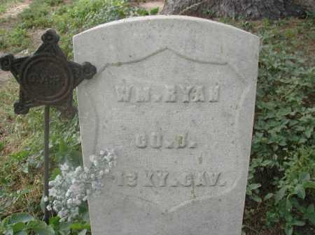 RYAN, WILLIAM - Douglas County, Nebraska | WILLIAM RYAN - Nebraska Gravestone Photos